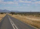 kurz vor Windhoek Flughafen