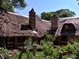 die in einem der ältesten Häuser in Joburg wohnen