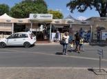 ein bekanntes Essenslokal in Soweto