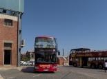 Stadtbesichtigung mit dem Red Bus
