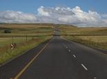 Zufahrt zum Royal Natal NP