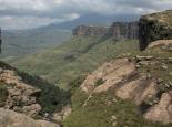 Wanderung Crack and Mudslide