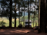 Camp im Mlilwane Park
