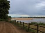 Dreiländer-Eck Simbabw, Mosambik, ZA