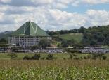 Kirchenkonvent am Wegesrand