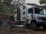 Gemütliches Camp ...