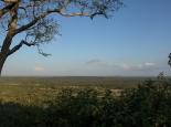 Blick vom Sinematella Camp
