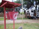 Sicherheit auf dem Camp