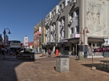 Fussgängerzone in Windhuk