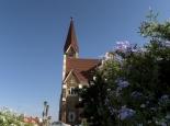 die alte, deutsche Kirche