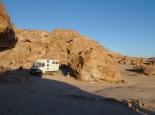 tolles Camp mit Schattenplatz ...