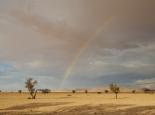 Gewitterstimmung in Ganab