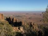 weiter Blick über die Karoo