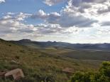 nochmal tolle Berglandschaft ...