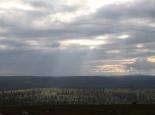 Finnland/bei Sudankylä-> Saariselkä