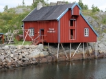 Norwegen/Kabelväg-> bei Frenvang