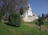 Kloster in Slowenien bei Gorizia