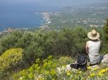 Wanderung bei Agios Dimitrios
