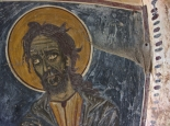 Malerei in Kapelle bei Tigani